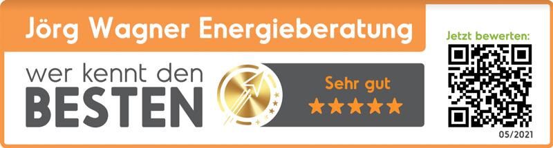 Wer kennt den besten - Jörg Wagner - Energieberatung